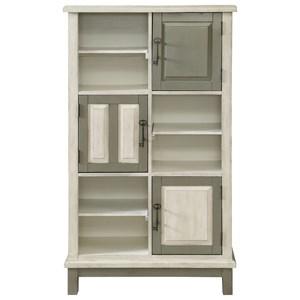 Three Door Bookcase