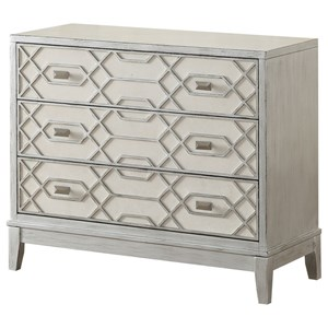 Contemporary Three Drawer Chest