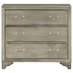 Contemporary 3-Drawer Chest