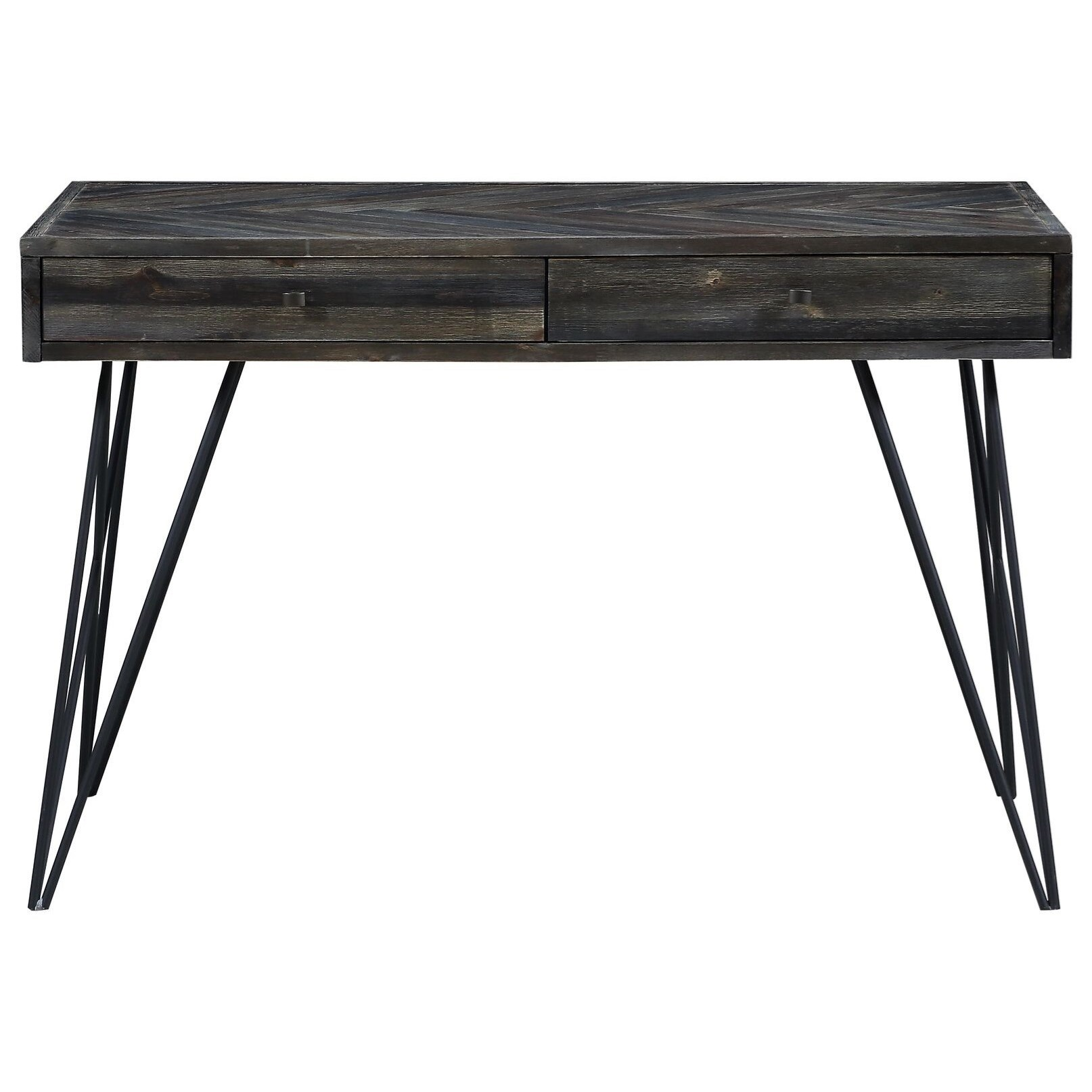 C2C Accents 2-Drawer Writing Desk by C2C at Walker's Furniture
