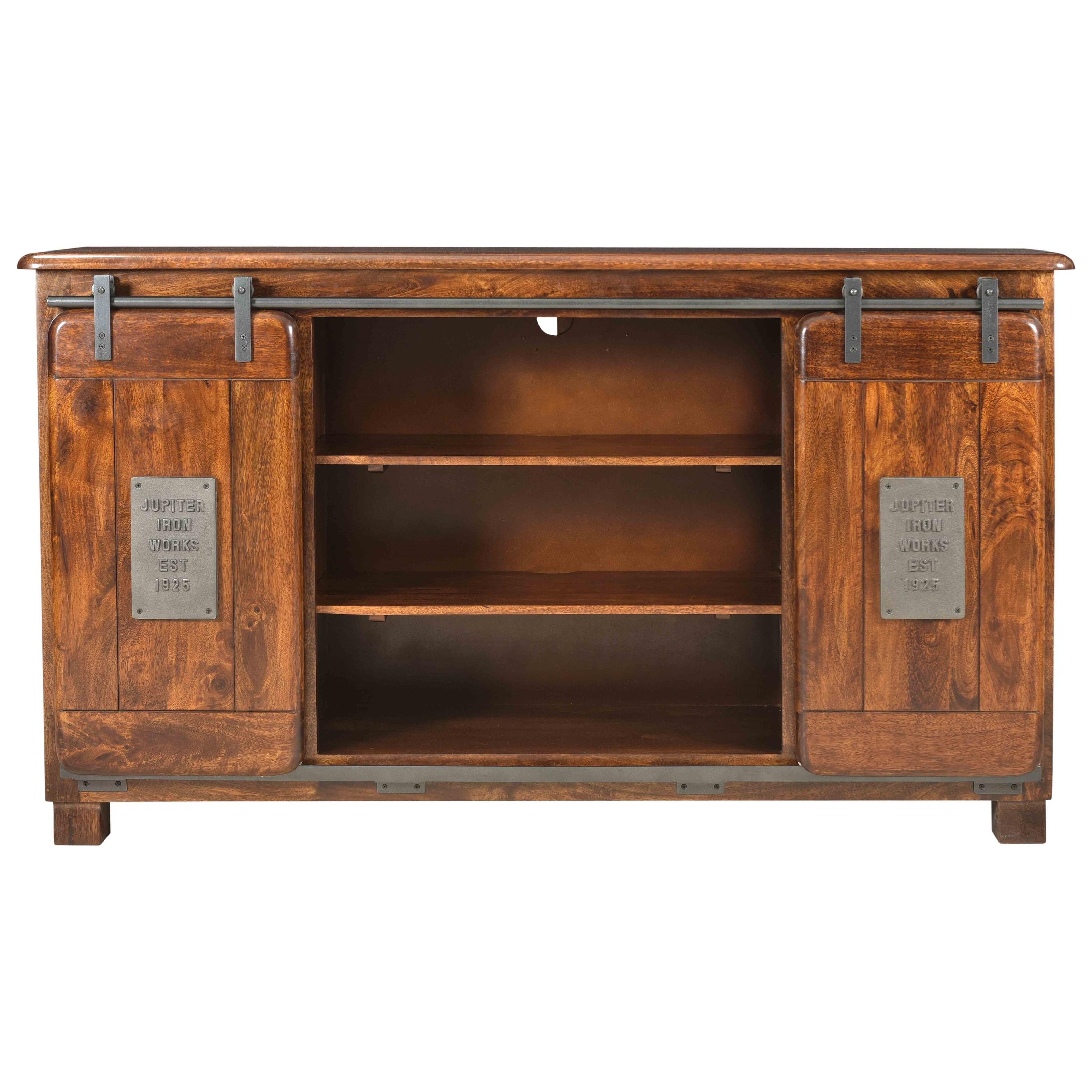 Coast to Coast Accents 8-Drawer Media Credenza by Coast to Coast Imports at Bullard Furniture