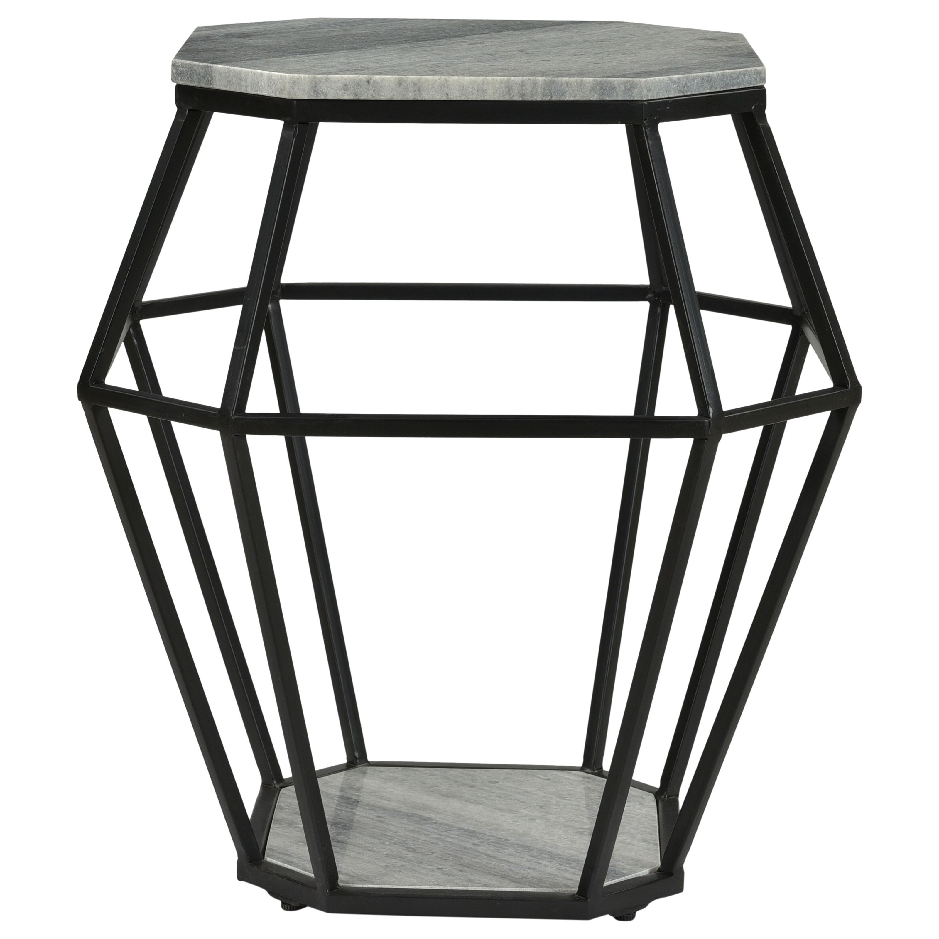 C2C Accents Octagonal Accent Table by C2C at Walker's Furniture