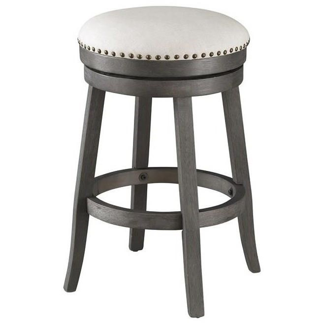 C2C Accents Swivel Counter Stool by C2C at Walker's Furniture
