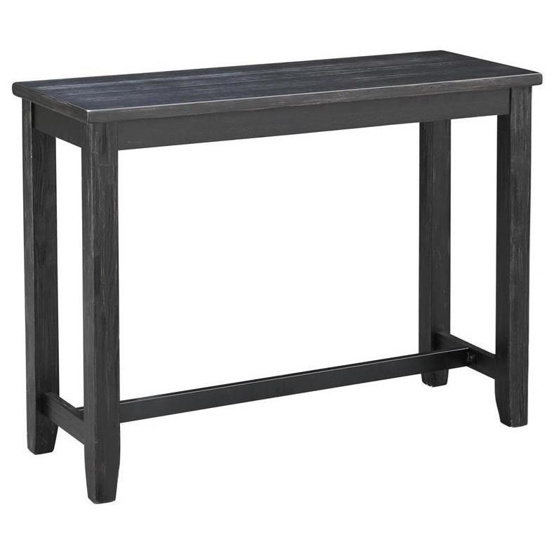 Coast to Coast Accents Counter Height Console Table by Coast to Coast Imports at Darvin Furniture