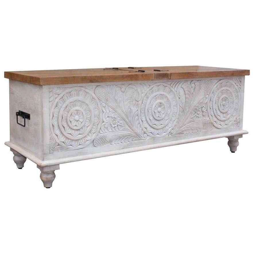 C2C Accents Storage Trunk by C2C at Walker's Furniture