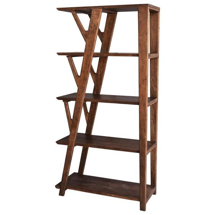 C2C Accents Etagere by C2C at Walker's Furniture