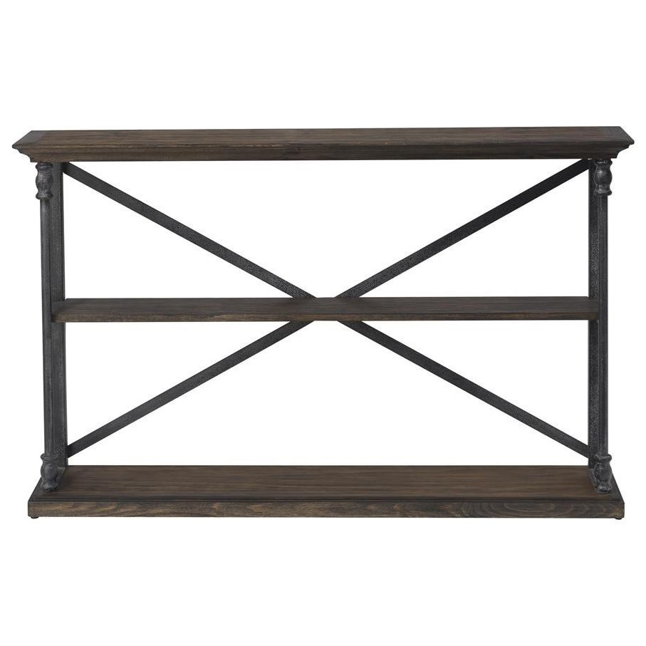 Corbin Console Table by C2C at Walker's Furniture