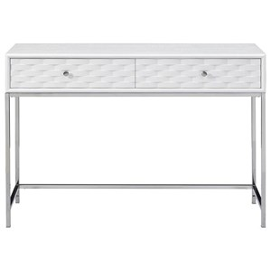 Two Drawer Console