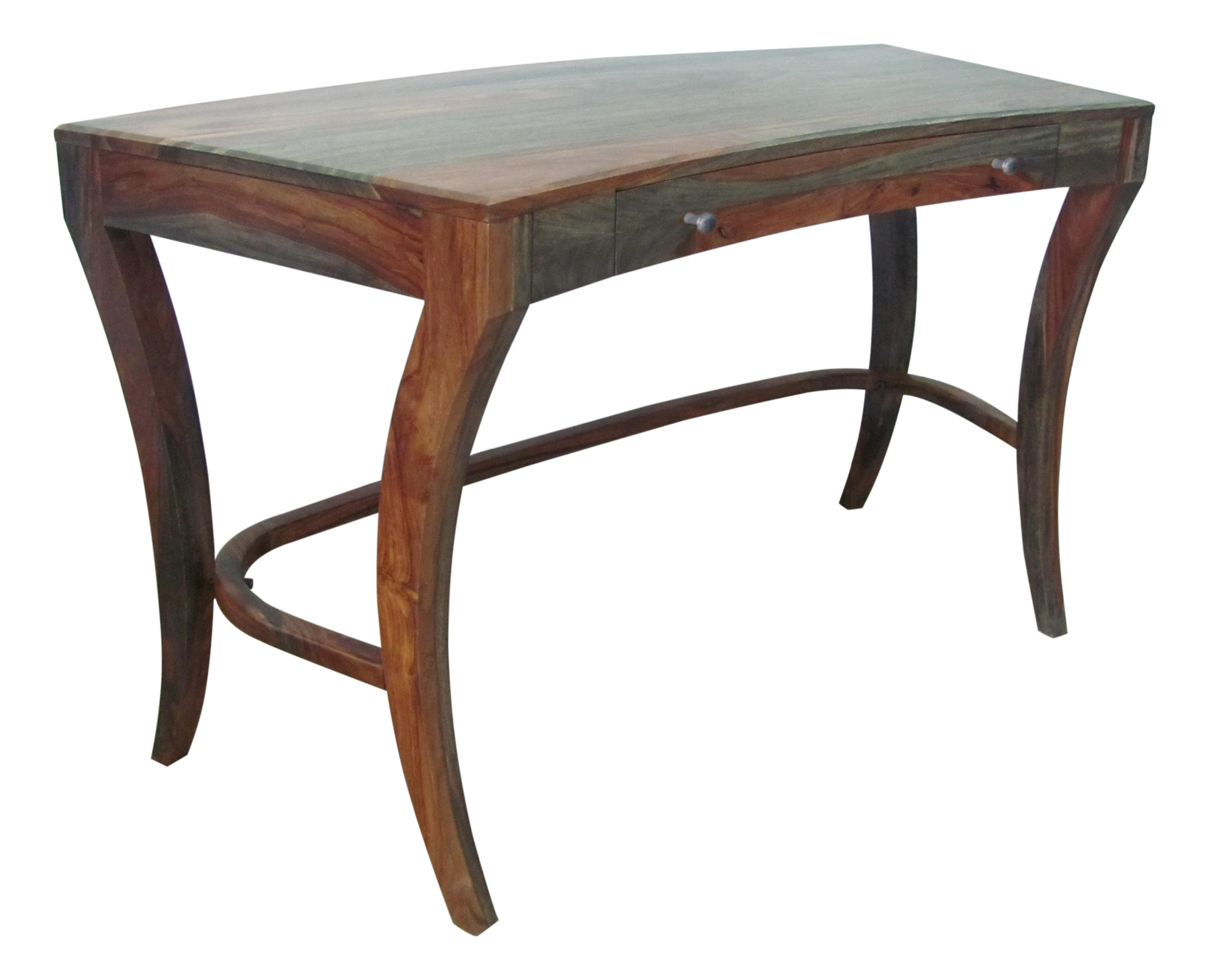 Grayson One Drawer Writing Desk by Coast to Coast Imports at Baer's Furniture