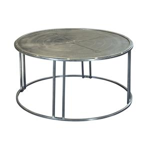 Coast to Coast Imports Jadu Accents Compass Rose Cocktail Table