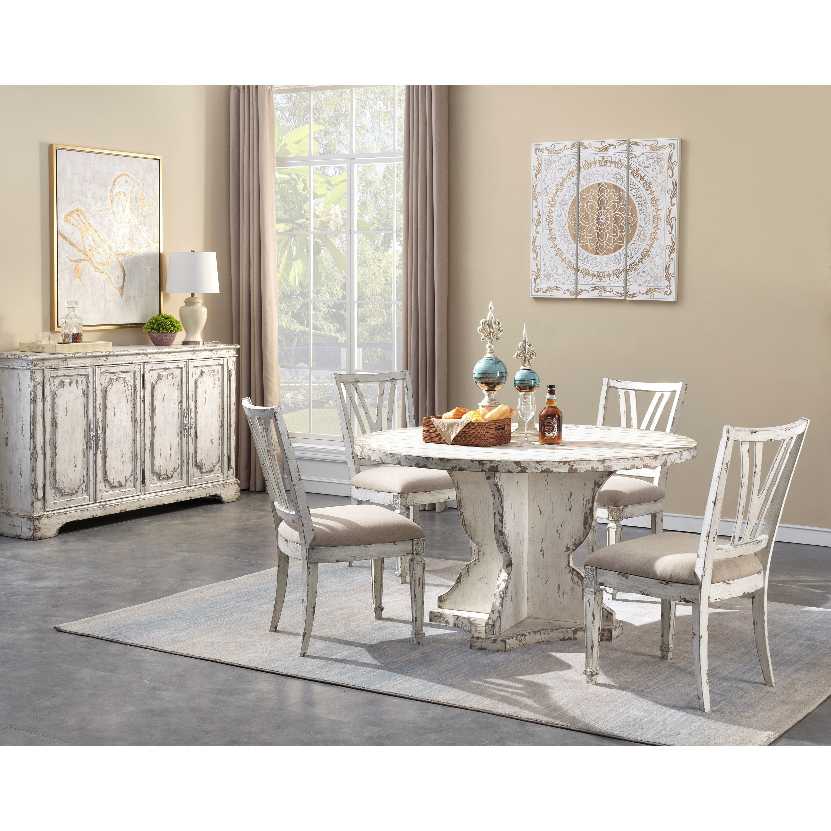 Olivia Dining Group by Coast to Coast Imports at Baer's Furniture