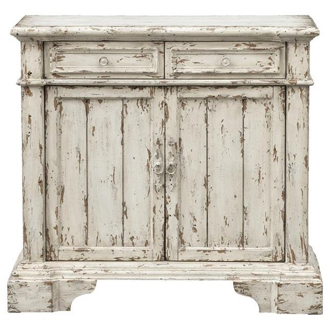 Olivia Two Door Two Drawer Cabinet by C2C at Walker's Furniture