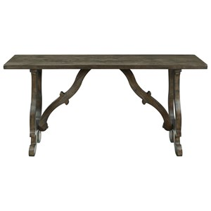 Traditional Sofa Console Table