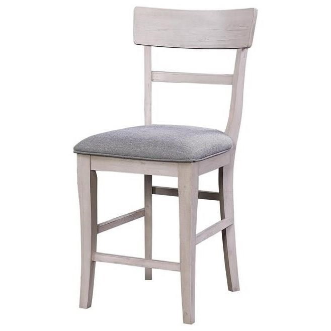 Santa Clara Counter Height Barstool by C2C at Walker's Furniture
