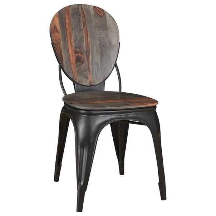 Sierra II Side Chair by Coast to Coast Imports at Johnny Janosik