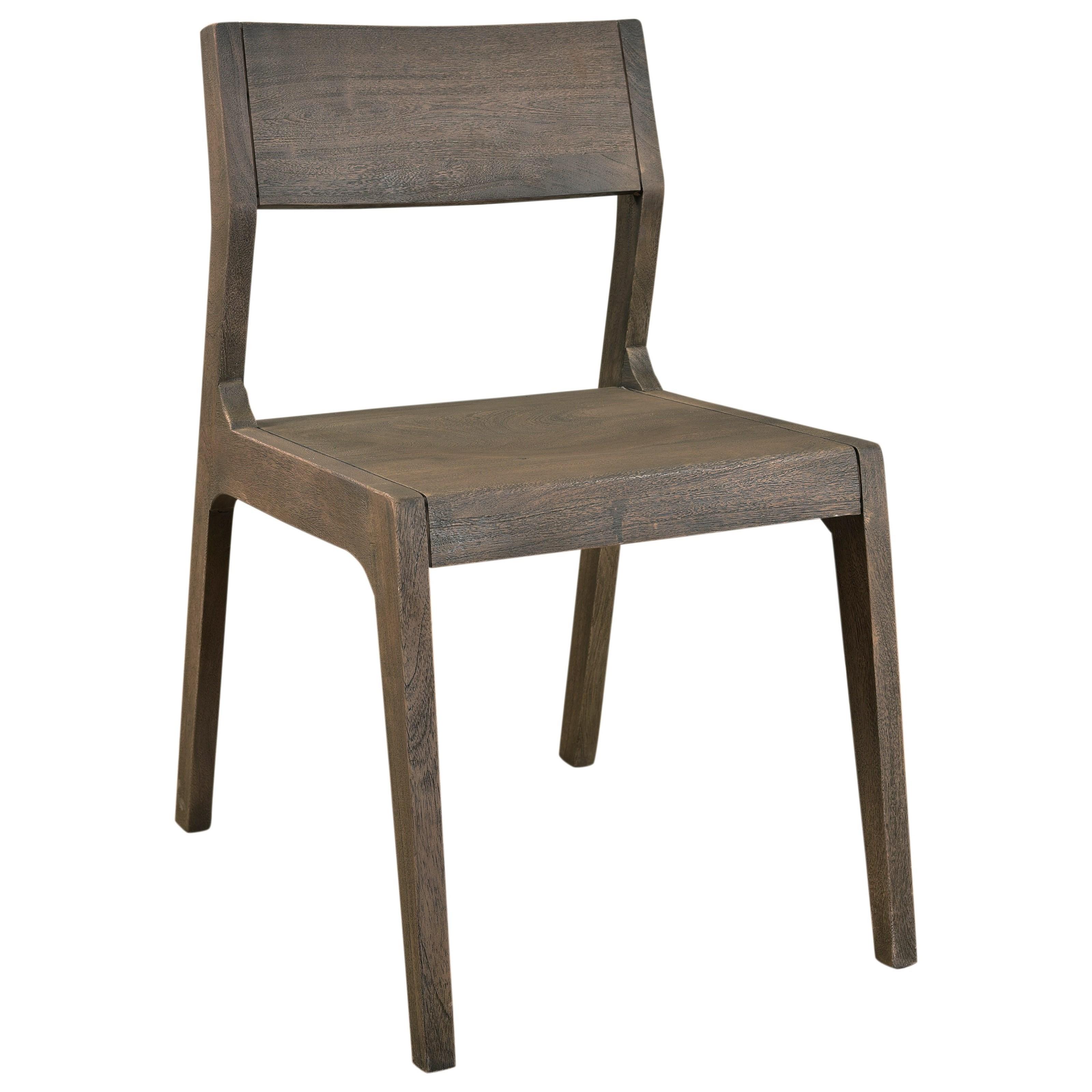 Tundra Wood Dining Chair  by Coast to Coast Imports at Johnny Janosik
