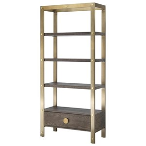 One Drawer Bookcase