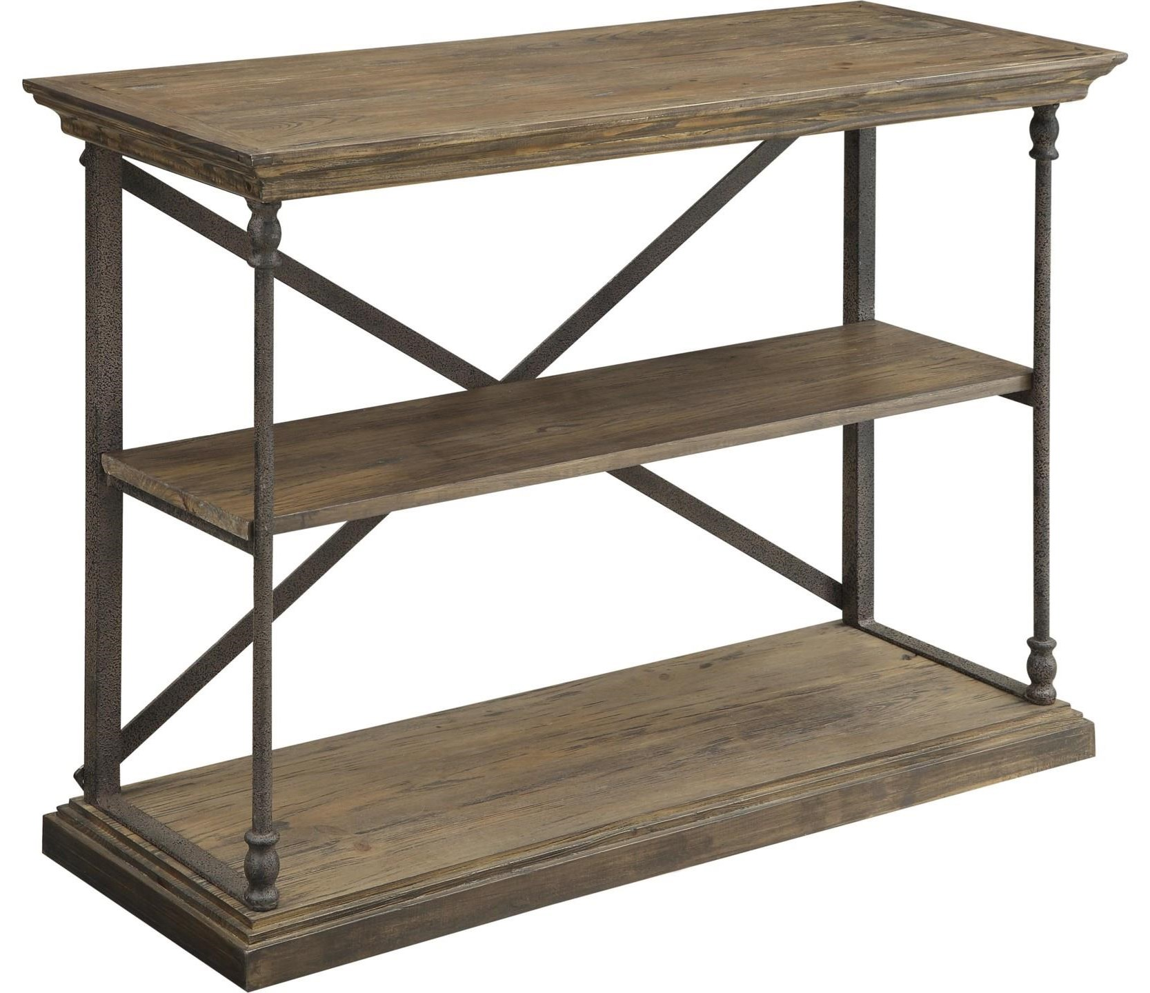 Wickersham Console by Coast to Coast Imports at Crowley Furniture & Mattress