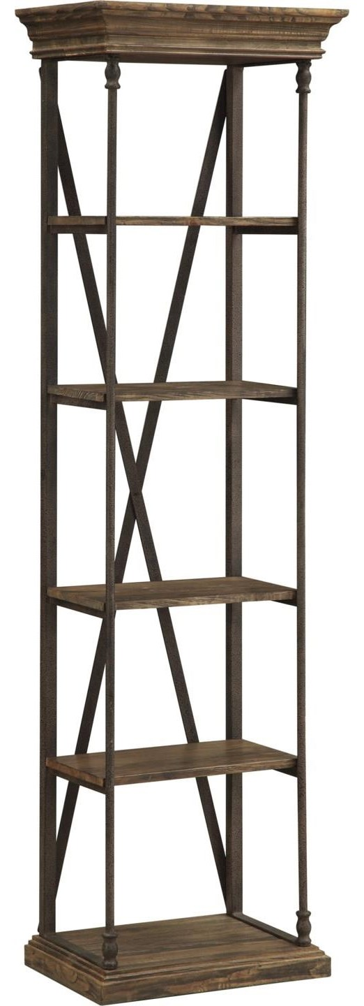 Wickersham Etagere by Coast to Coast Imports at Crowley Furniture & Mattress