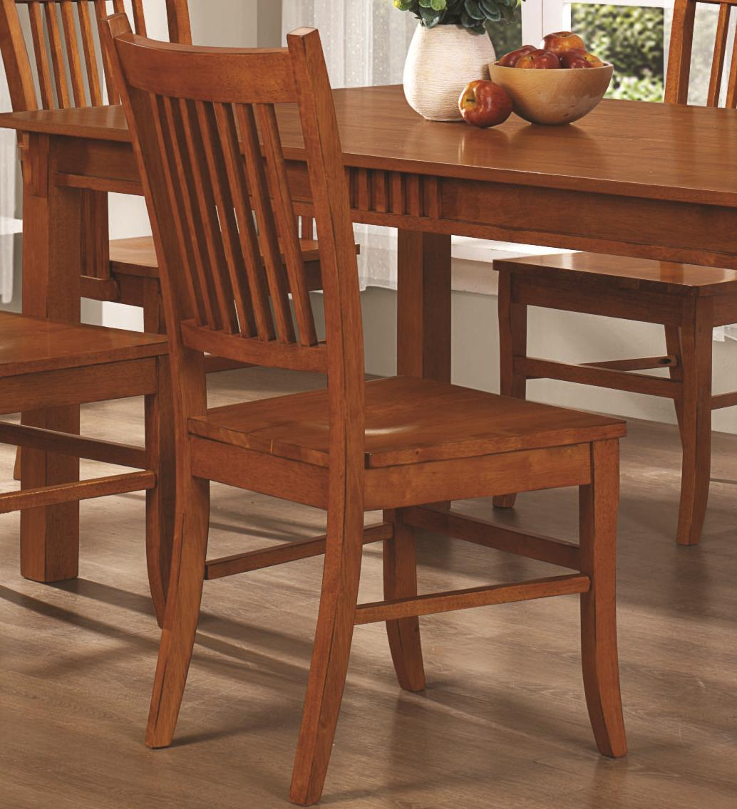 Marbrisa Side Chair by Coaster at Rooms for Less