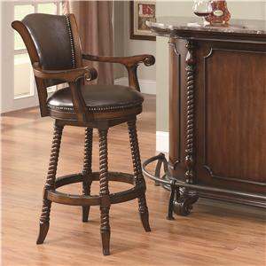 "Coaster 100670 29""H Bar Stool"