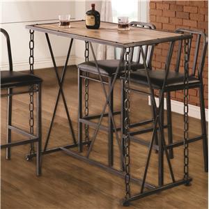 Coaster 10069 Bar Table