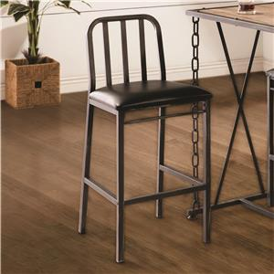 Coaster 10069 Bar Stool