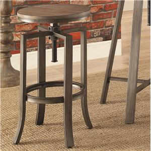 Coaster 10181 Adjustable Bar Stool