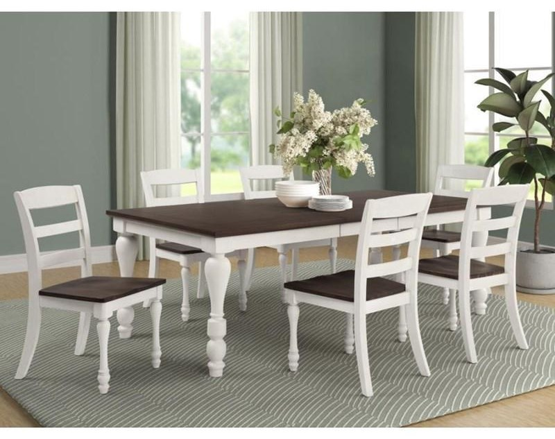 11038 Madelyn Madelyn Table x 4 Side Chairs by Coaster at Furniture Fair - North Carolina