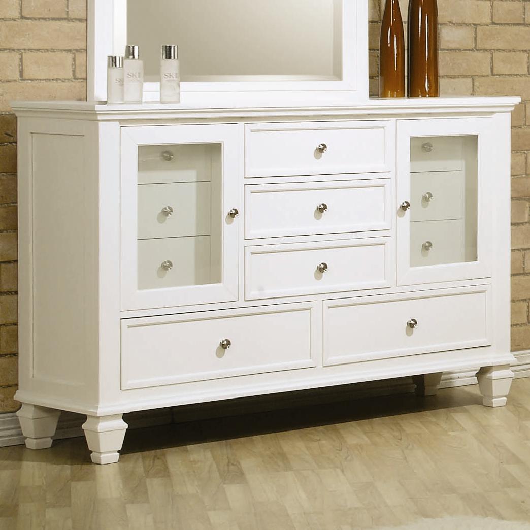 Sandy Beach Dresser by Coaster at Furniture Superstore - Rochester, MN