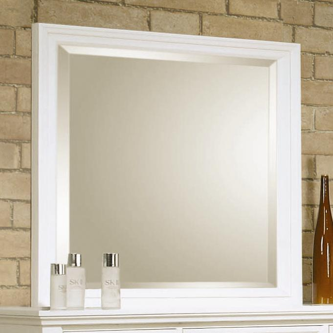 Sandy Beach Mirror by Coaster at Value City Furniture