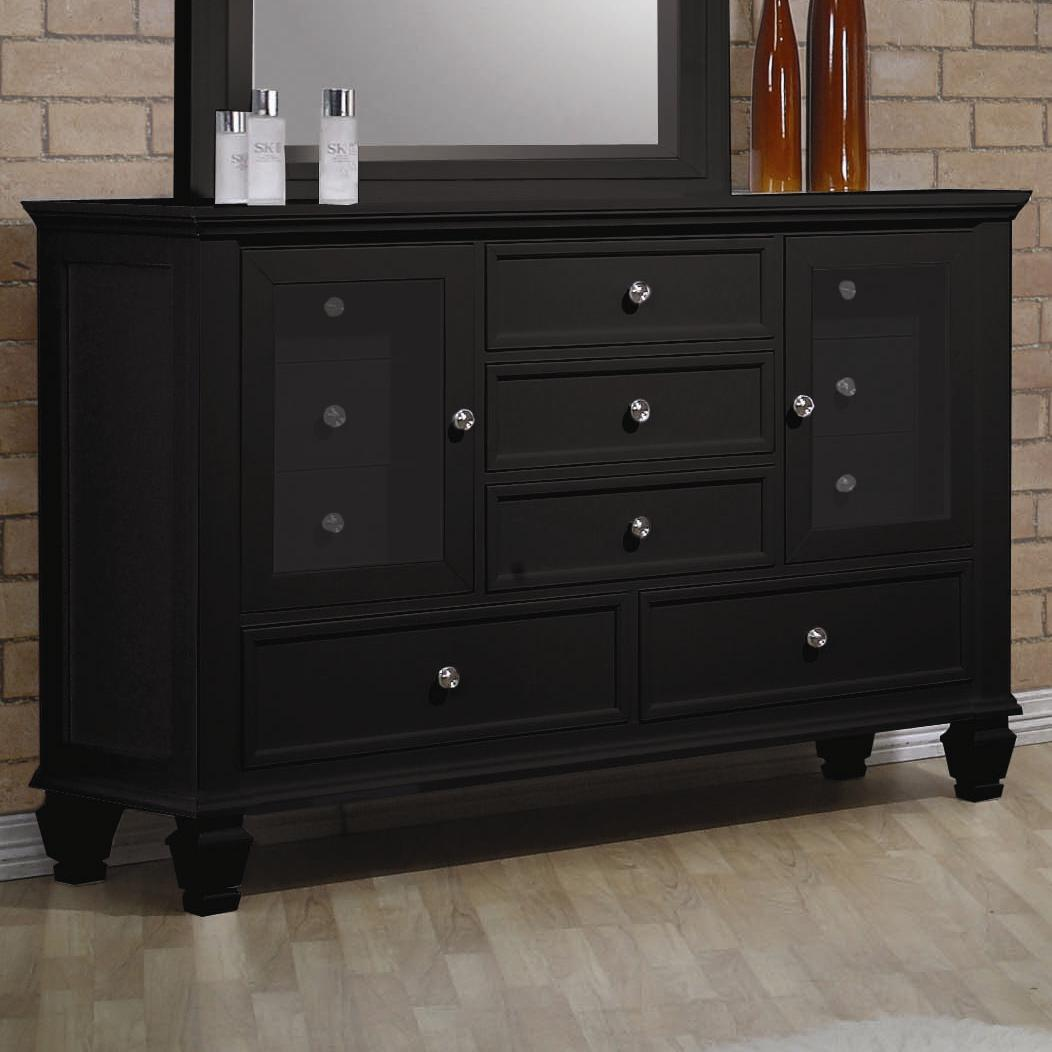 Sandy Beach Dresser by Coaster at Furniture Superstore - Rochester, MN