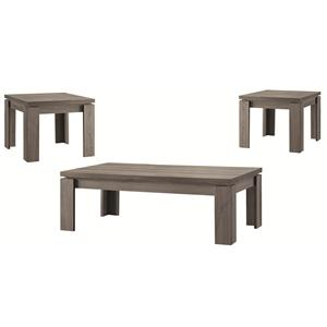 Weathered 3PC Occasional Set