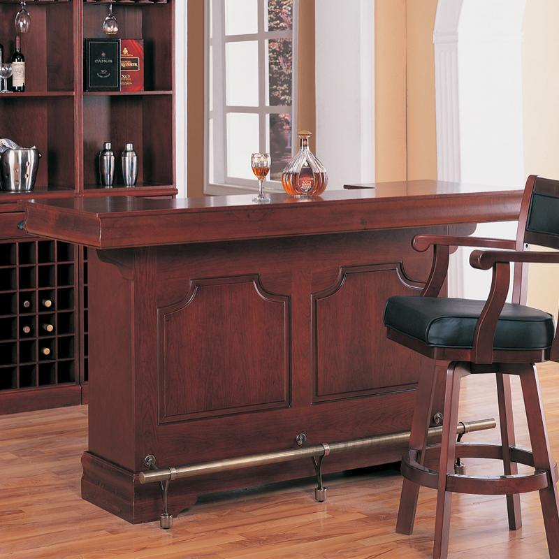 Lambert Bar Unit by Coaster at Prime Brothers Furniture