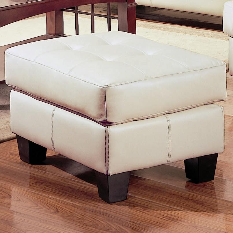 Samuel Ottoman by Coaster at Rife's Home Furniture