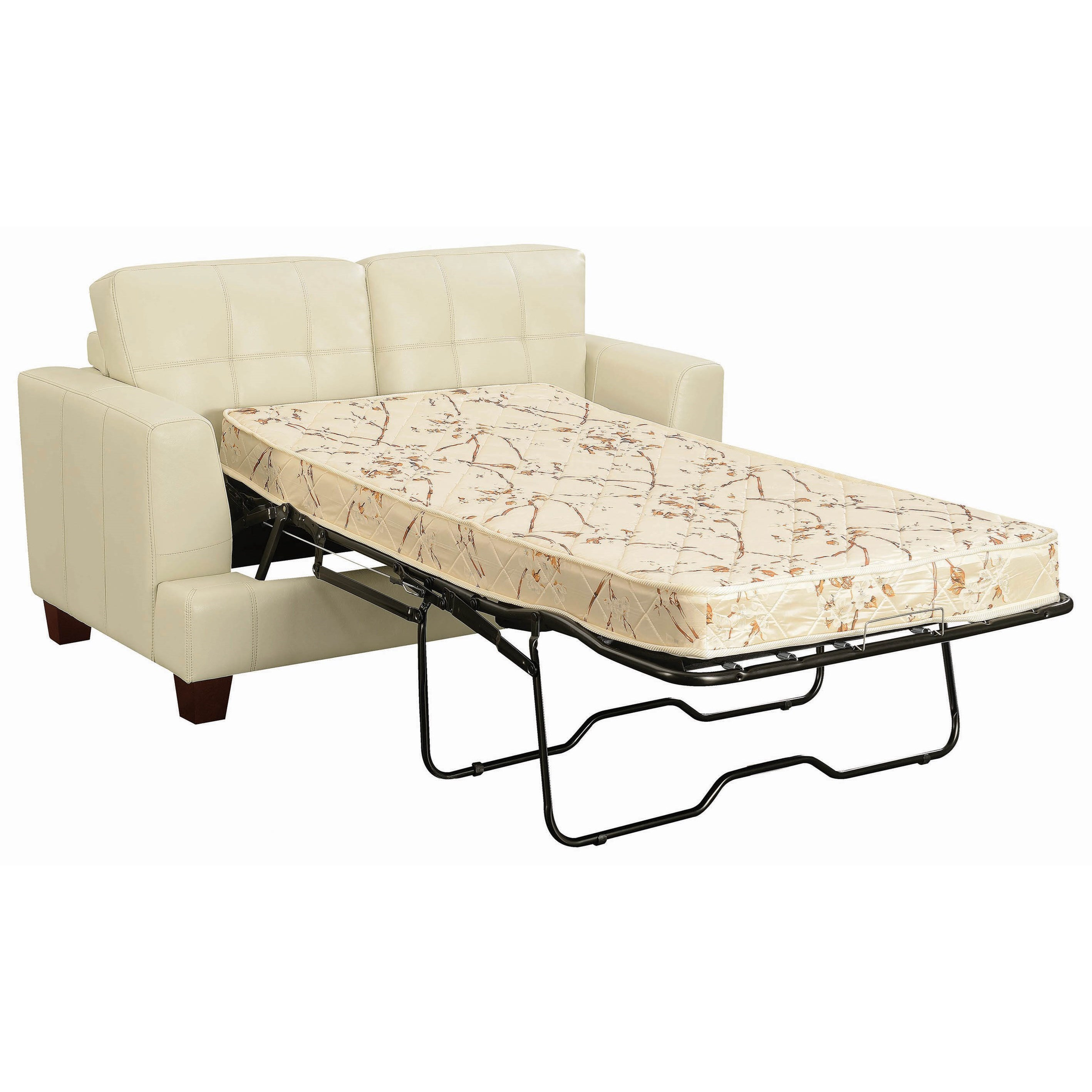 Samuel Loveseat Sleeper by Coaster at Prime Brothers Furniture