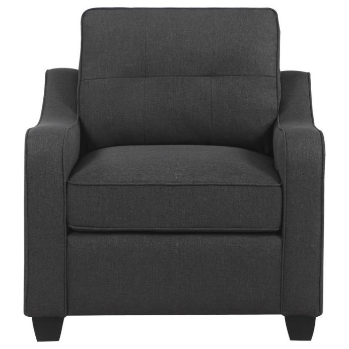 508320 Upholstered Chair by Coaster at Corner Furniture
