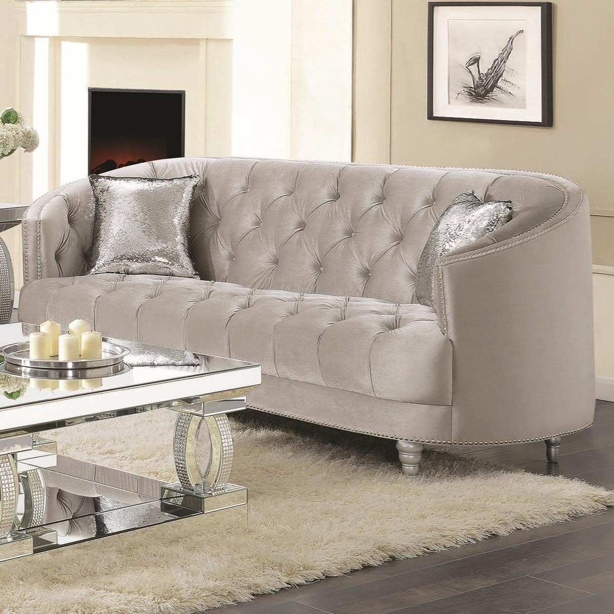 Avonlea Sofa by Coaster at Furniture Superstore - Rochester, MN