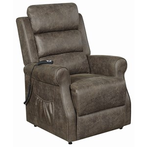 "Power Lift Recliner for Recommended Height 5'4"" - 5'10"""