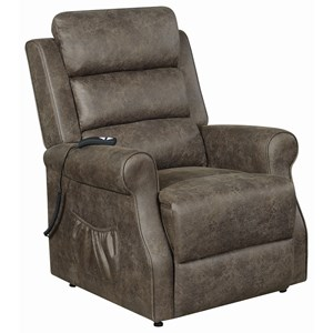 "Power Lift Recliner for Recommended Height 5'11"" - 6'2"""
