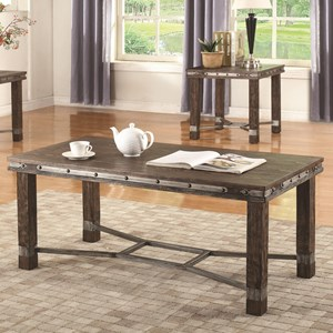 Coaster 703540 Coffee Table