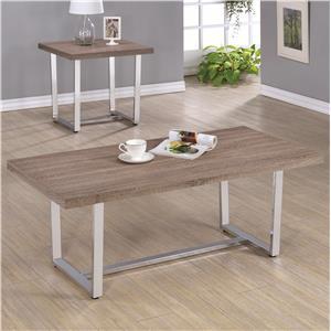 Coaster 70418 Coffee Table