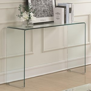 Clear Acrylic Sofa Table