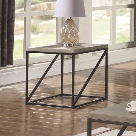 70561 End Table by Coaster at Corner Furniture