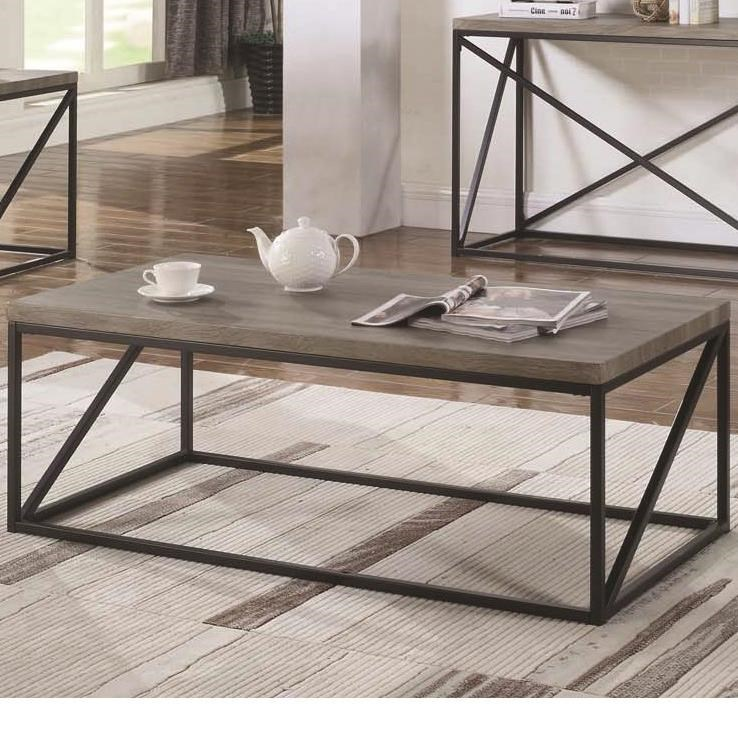 70561 Coffee Table by Coaster at Rife's Home Furniture