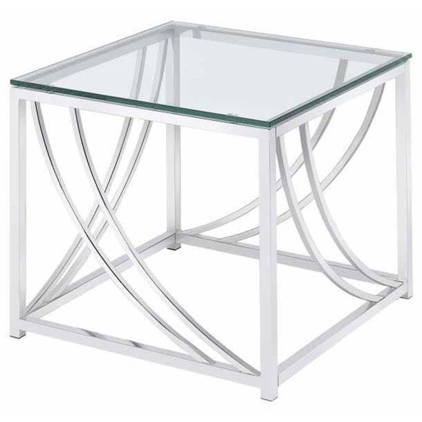 720490 End Table by Coaster at Standard Furniture