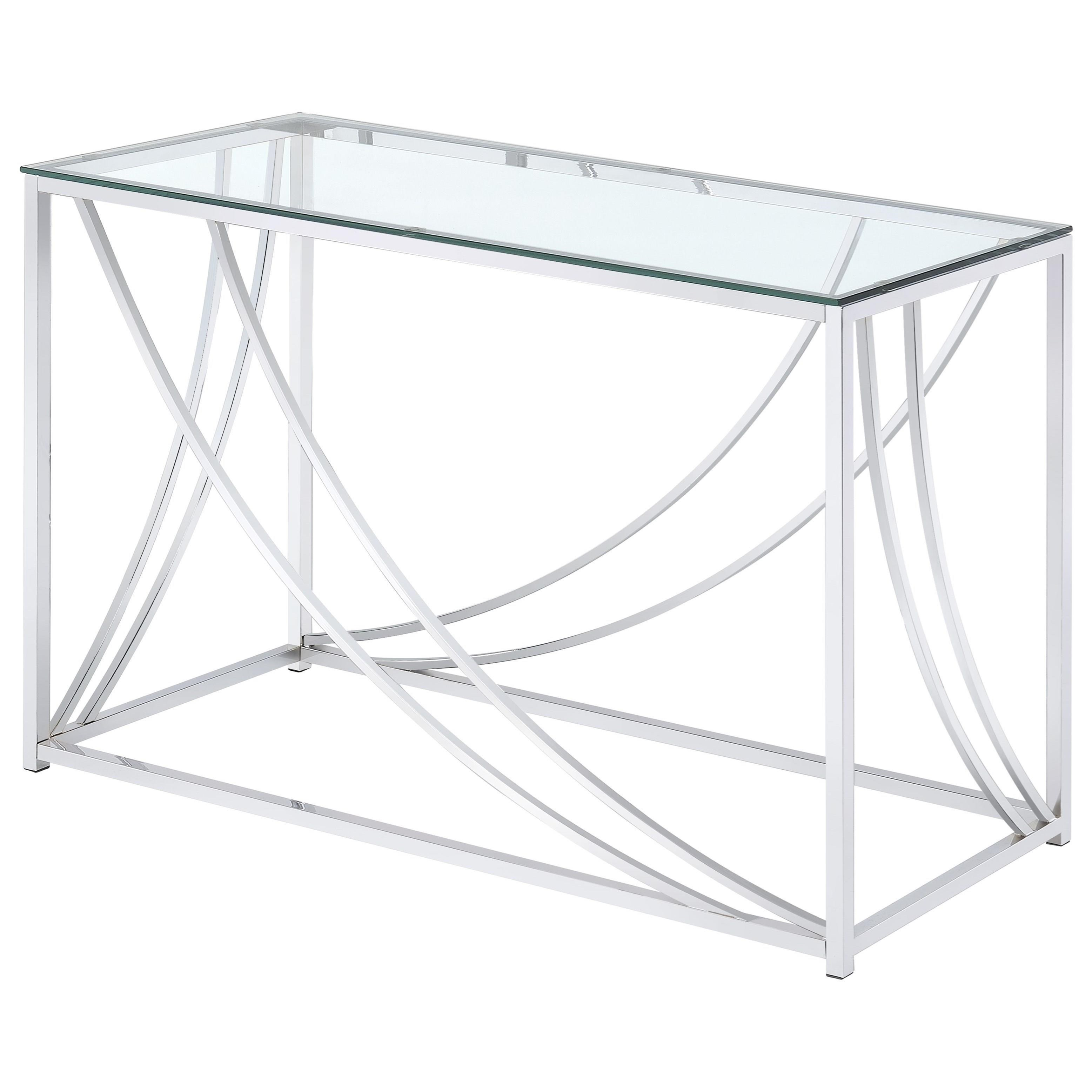 720490 Sofa Table by Coaster at Rife's Home Furniture