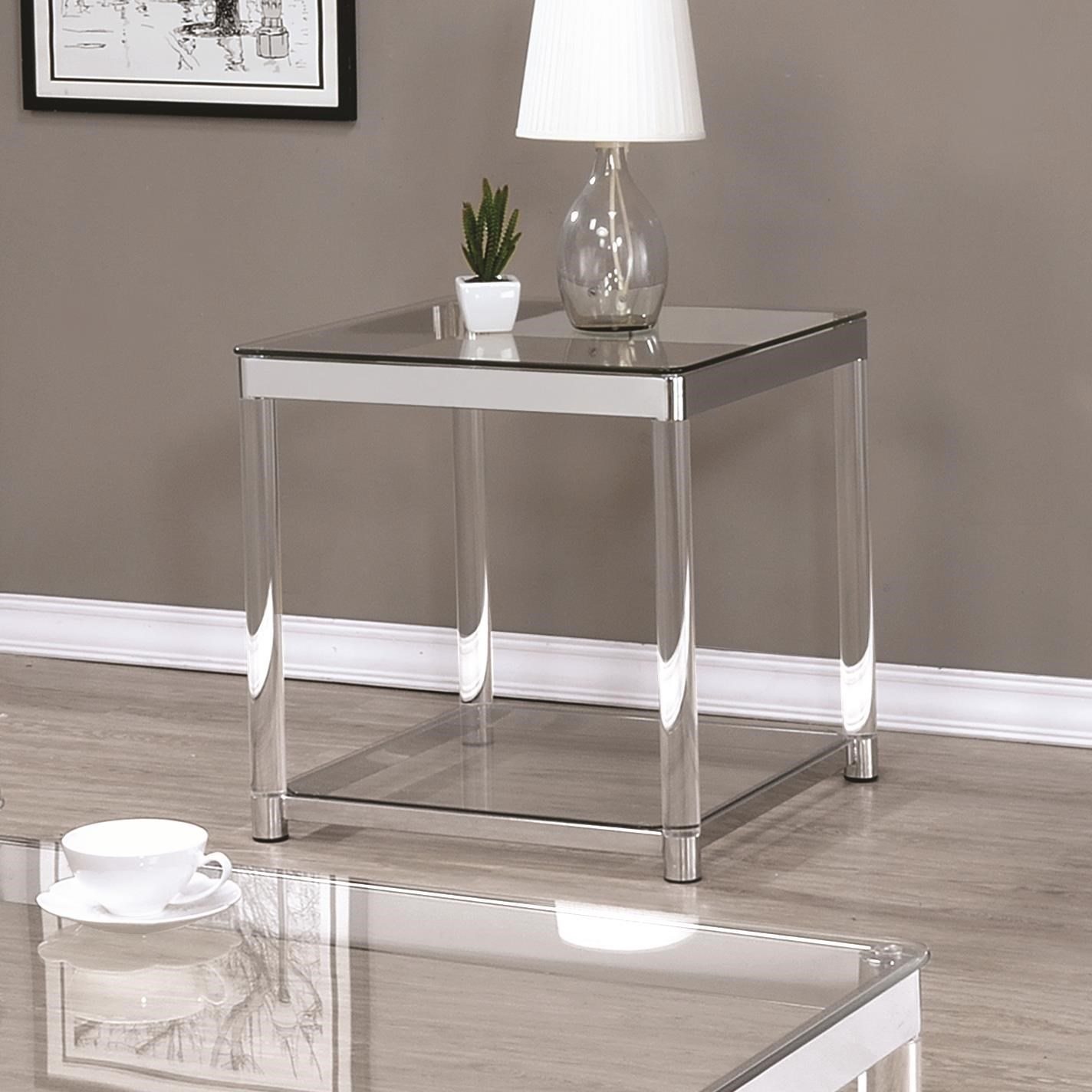 72074 End Table by Coaster at Dream Home Interiors