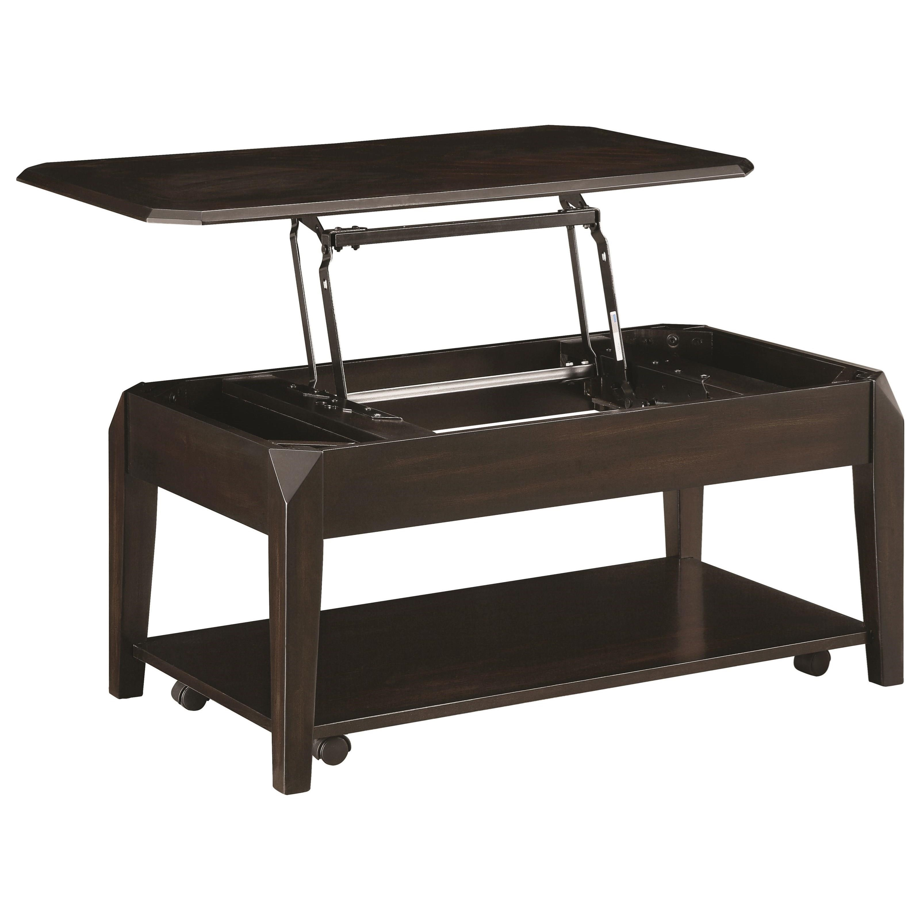 72104 Coffee Table by Coaster at Value City Furniture
