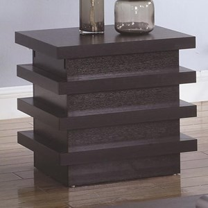Coaster 72119 End Table